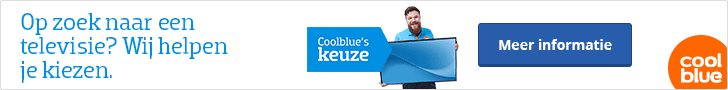 Coolblue TV's